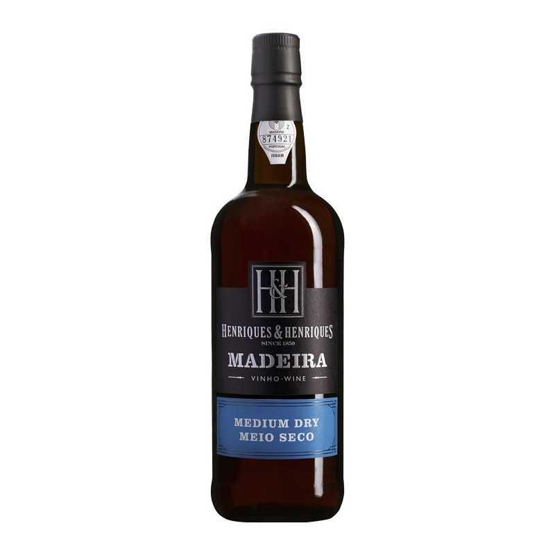 Henriques & Henriques Medium Dry 3 Jahren Madeira Wein