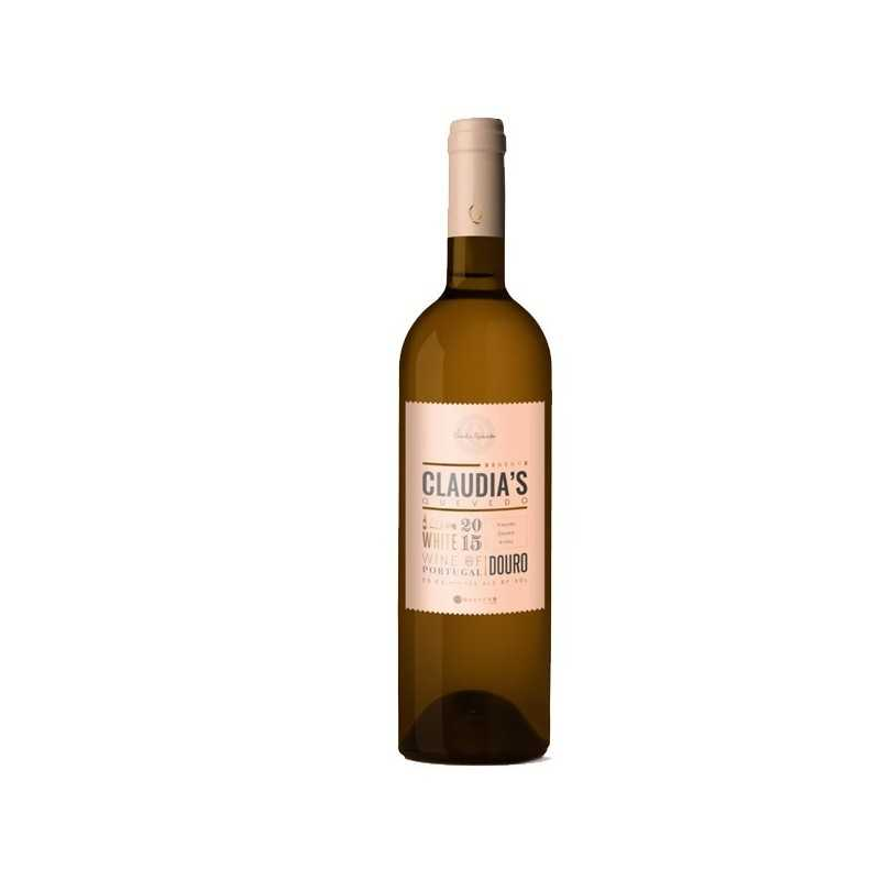 Claudia's Reserva 2015 White Wine