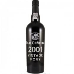 Real Companhia Velha Vintage Port 2001 Wein