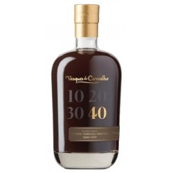Vasques de Carvalho 40 Years Old Tawny PortWein