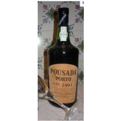 Pousada lbv 1991 Port Wine