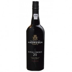 Andresen 20 Years Old Royal Choice Portwein