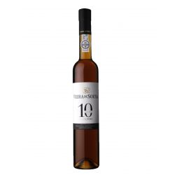 Vieira de Sousa 10 Years Old White PortWein (500 ml)