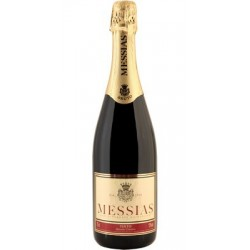Messias Bruto Sparkling Red Wine