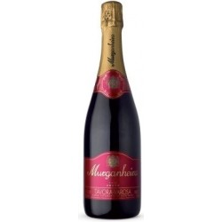 Murganheira Brut 2010 Sparling Red Wine