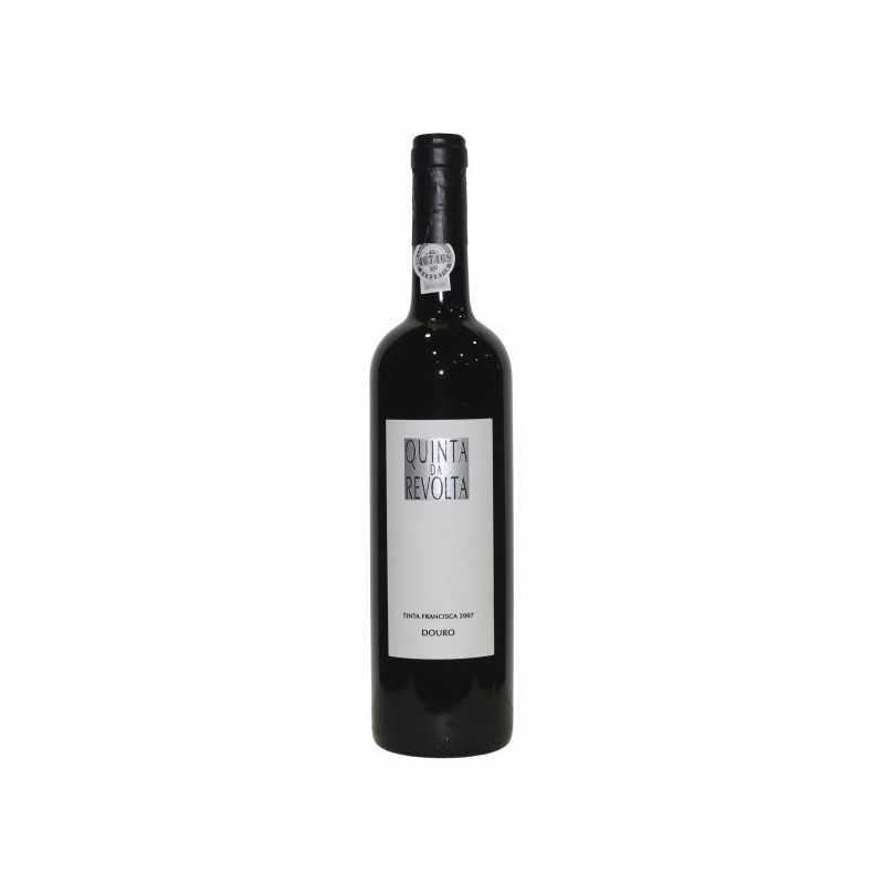 "Quinta da Revolta ""Tinta Francisca"" 2007 Rot Wein"