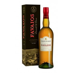 Favaios Muscat Wein