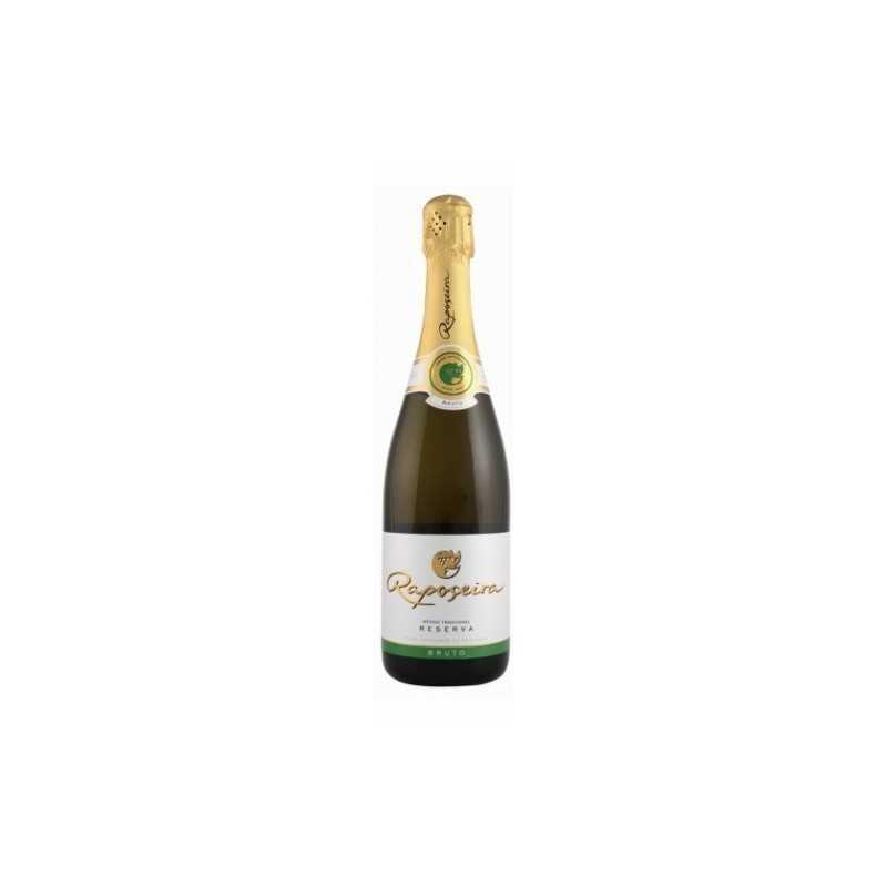 Raposeira Reserva Brut Sparkling White Wine