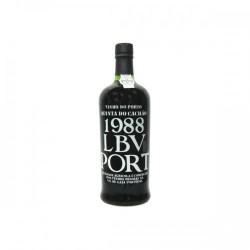 """Messias """"Quinta do Cachão"""" LBV 1988 Port Wine"""