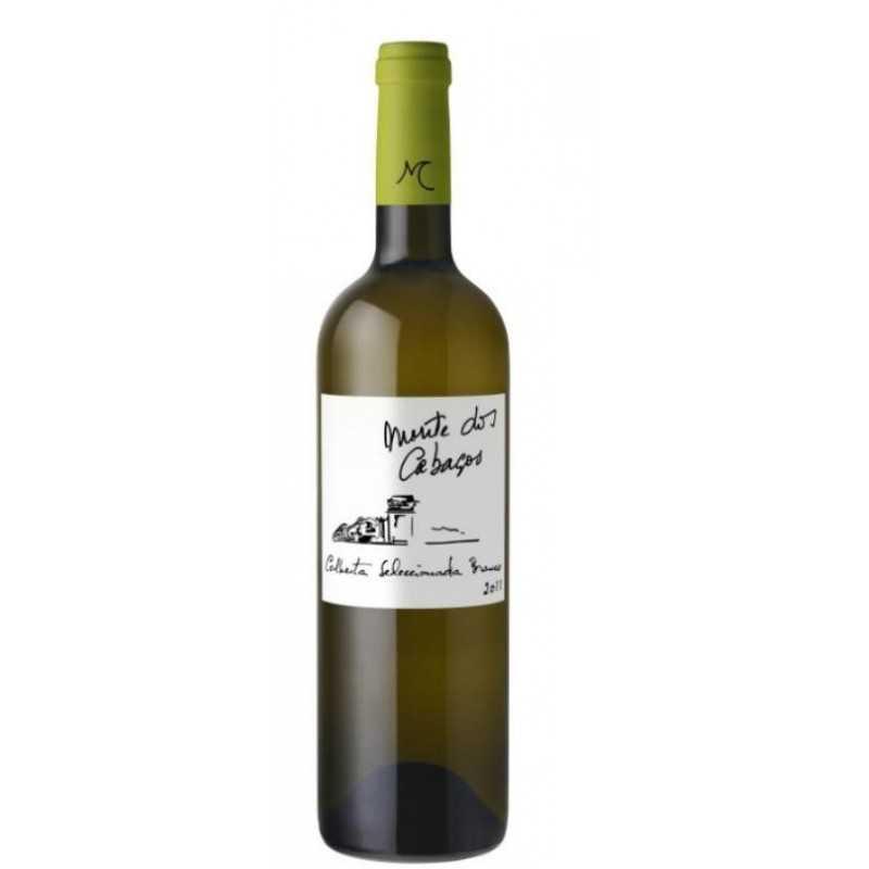 """Monte dos Cabaços """"Colheita Seleccionada"""" 2012 White Wine"""