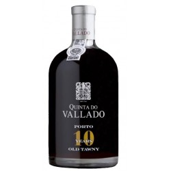 Quinta do Vallado 10 Years Old Port Wine (500 ml)
