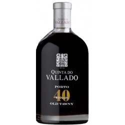 Quinta do Vallado 40 Jahre Alten Portwein