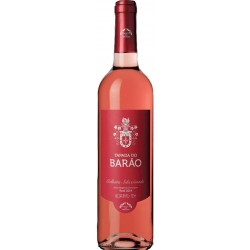 Tapada do Barão 2014 Rosé Wine