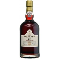 Graham's 20 Years Old Portwein