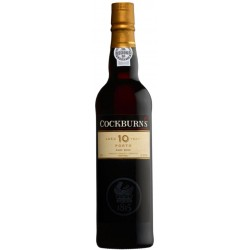 Cockburn's 10 Years Old