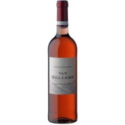 Van Zellers 2010 Rose Wine