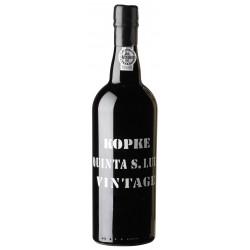 "Kopke ""Quinta de S. Luiz"" Vintage 2002 Portwein"
