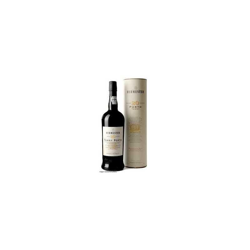 Port Wine Burmester 20 years old