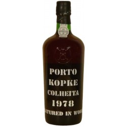 Port Wine Kopke Colheita 1978