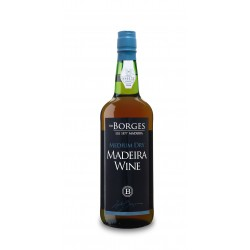 HM Borges 3 Years Medium Dry Madeira