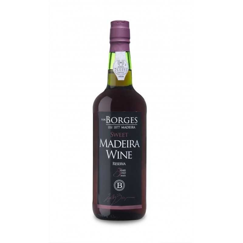 HM Borges 5 Years Reserva Sweet