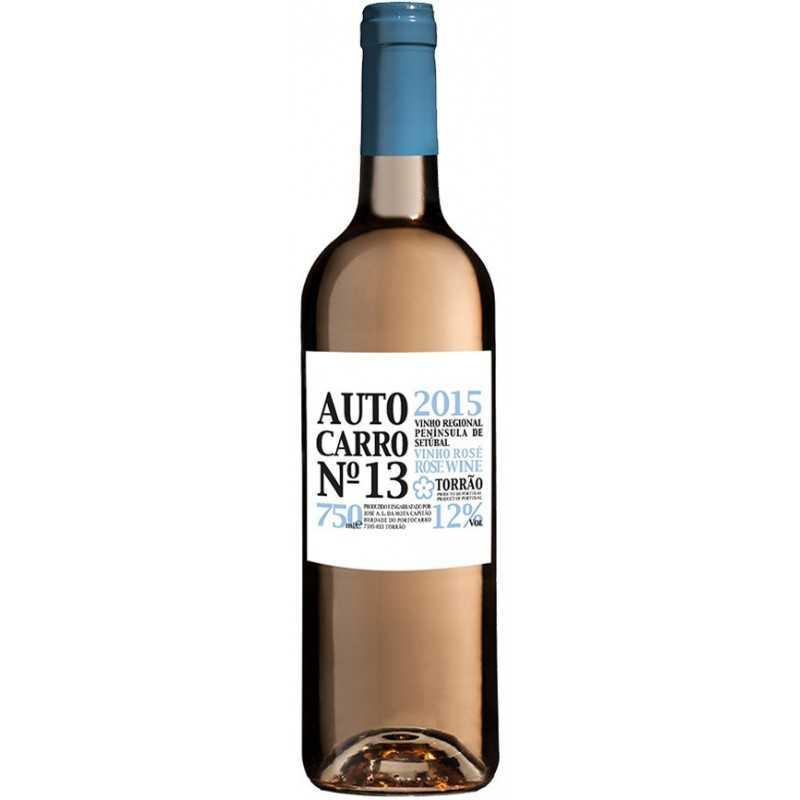 Autocarro nº13 2015 Rosé-Wein