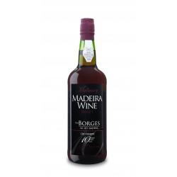 HM Borges Malvasia 10 Jahre Alten Madeira Wein