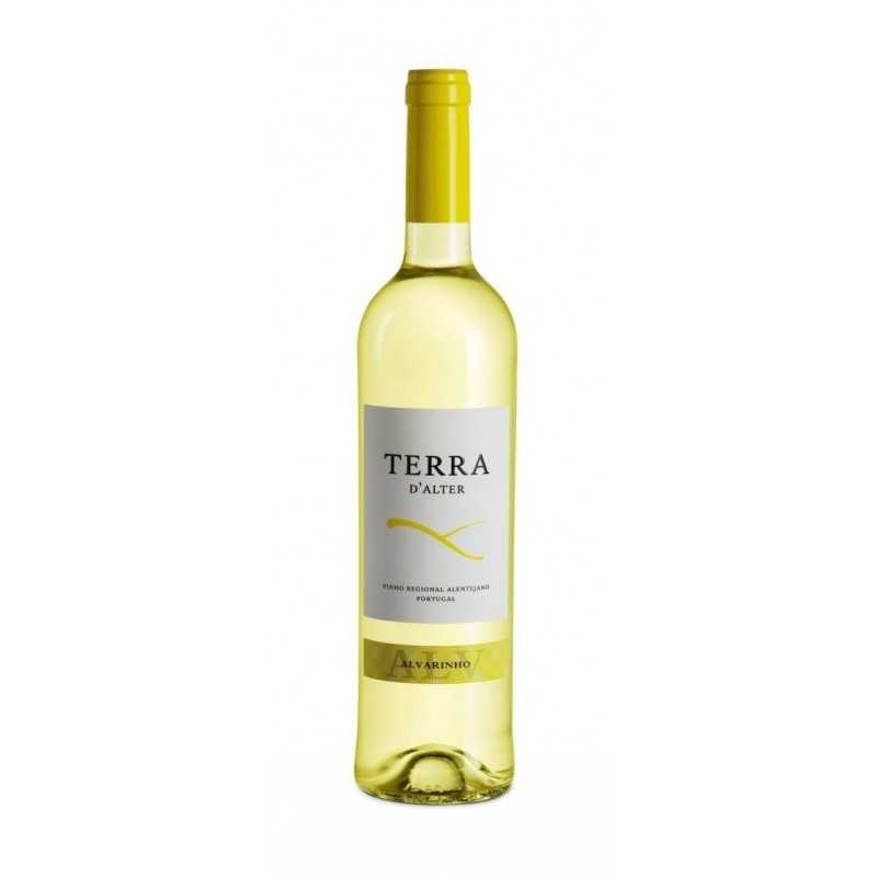 Wine Red Terra D'Alter Alvarinho75cl