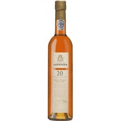 Andresen 20 Years Old White Port Wine