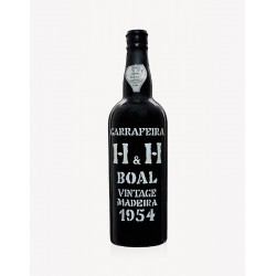 Henriques & Henriques Boal Jahrgang 1954 Madeira Wein