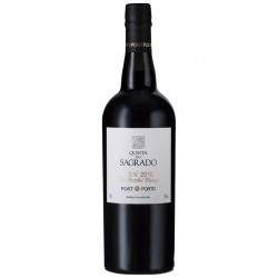 Quinta do Sagrado LBV 2010 Portwein
