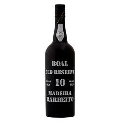 Barbeito Boal Old Reserve 10 Year Old (Medium Sweet) Madeira