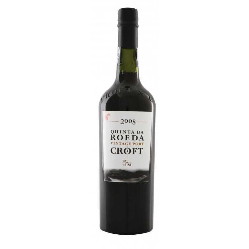 "Croft ""Quinta da Roeda"" Vintage 2008 Port Wine"