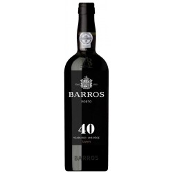 Barros 40 Years Old Portwein