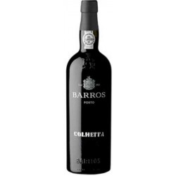 Barros Colheita 1980 Port Wine