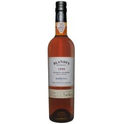 Blandy ' s Sercial Colheita 1998 Madeira Wein (500 ml)