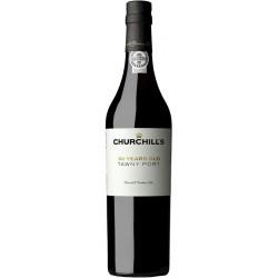 Churchill ' s 30 Jahre Alte Tawny-Port-Wein (500 ml)