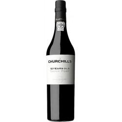 Churchill's 10 Years Old Tawny Port Wine (500ml)