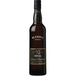Blandy's 10 Years Sercial Madeira  (500 ml)